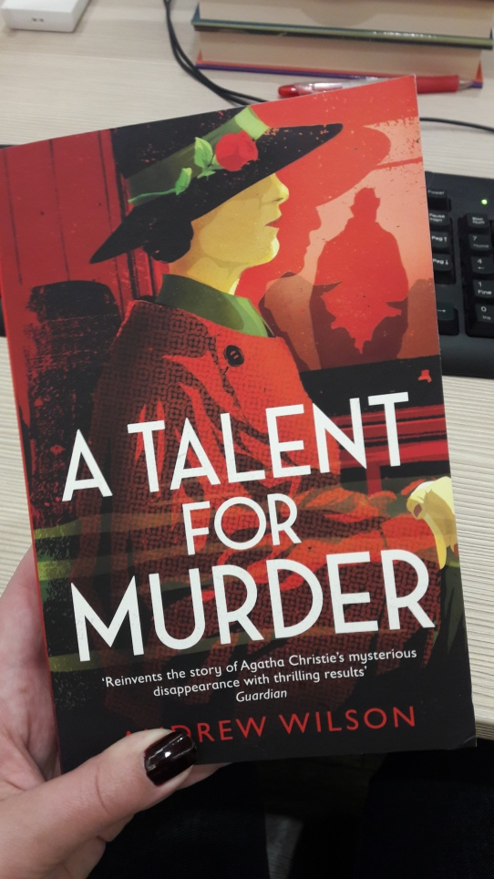 A Talent for Murder (1)