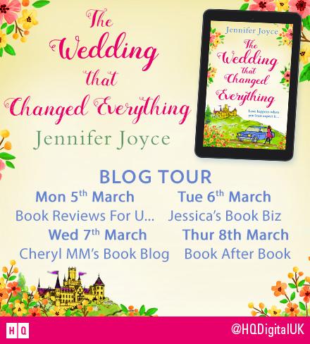 The Wedding_BlogTour