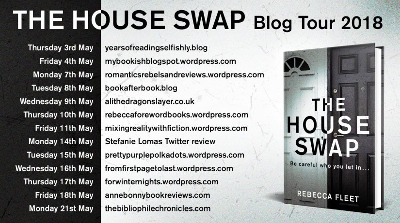 The House Swap - Blog Tour Banner