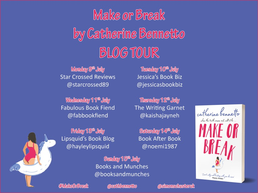 Make or Break Blog Tour Banner - FINAL