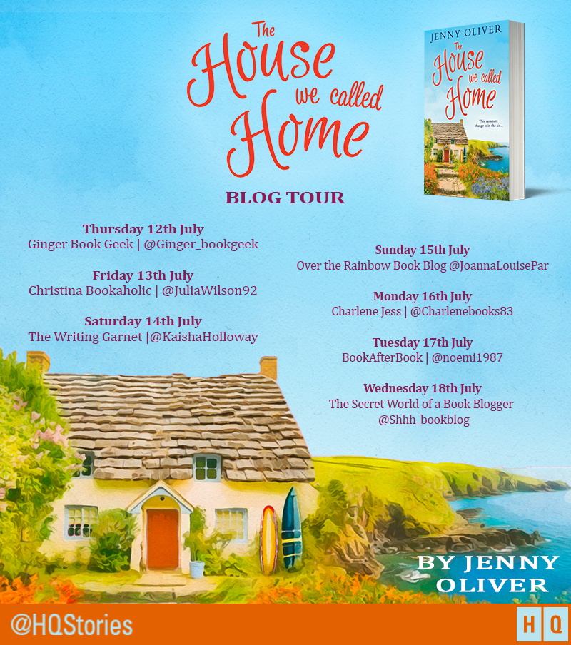 The House We Called Home Blog Tour