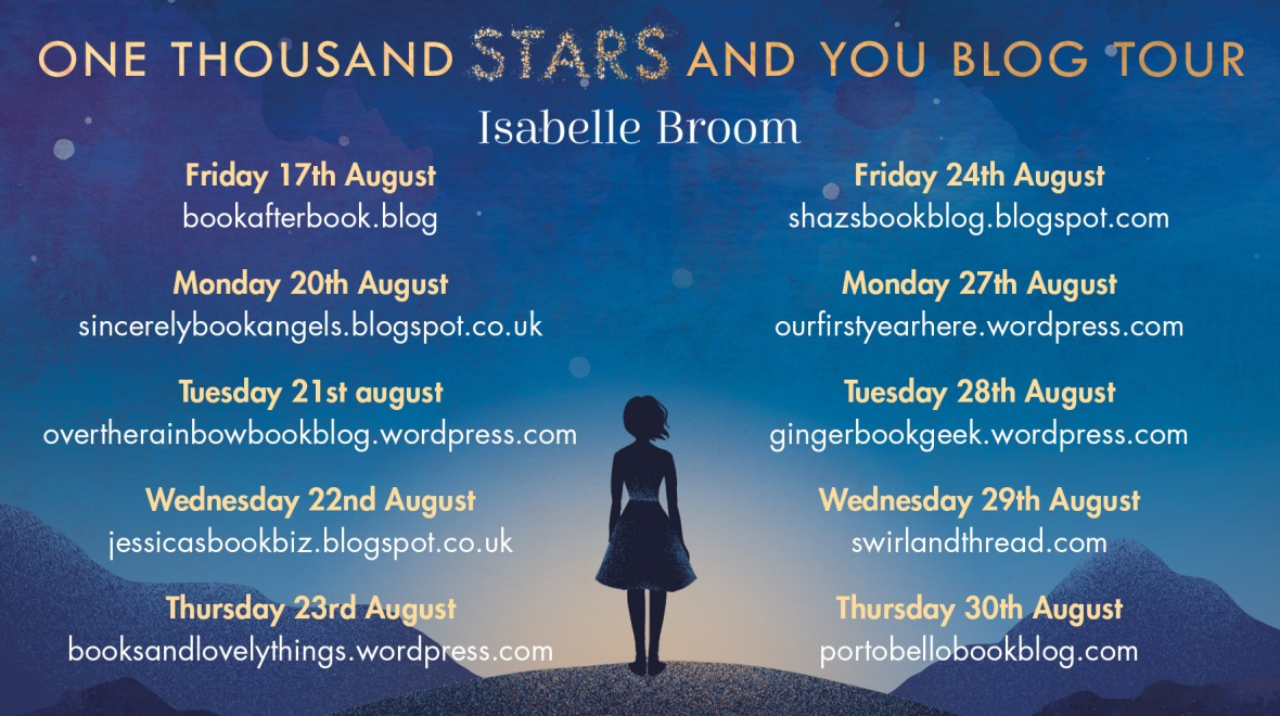 One Thousand Stars and You Blog Tour