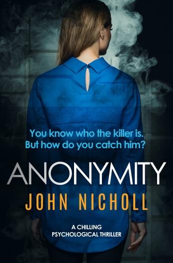 John Nicholl - Anonymity_cover