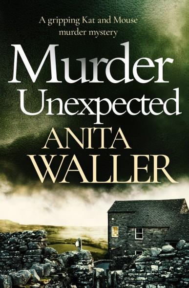 anita waller - murder unexpected_cover_high res