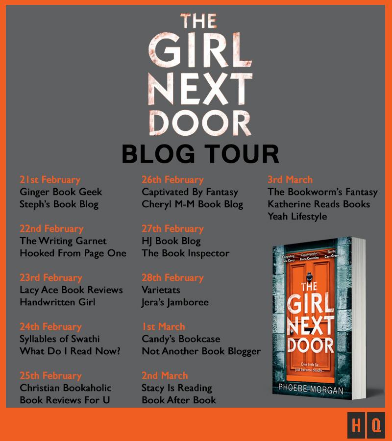 THE GIRL NEXT DOOR BLOG TOUR