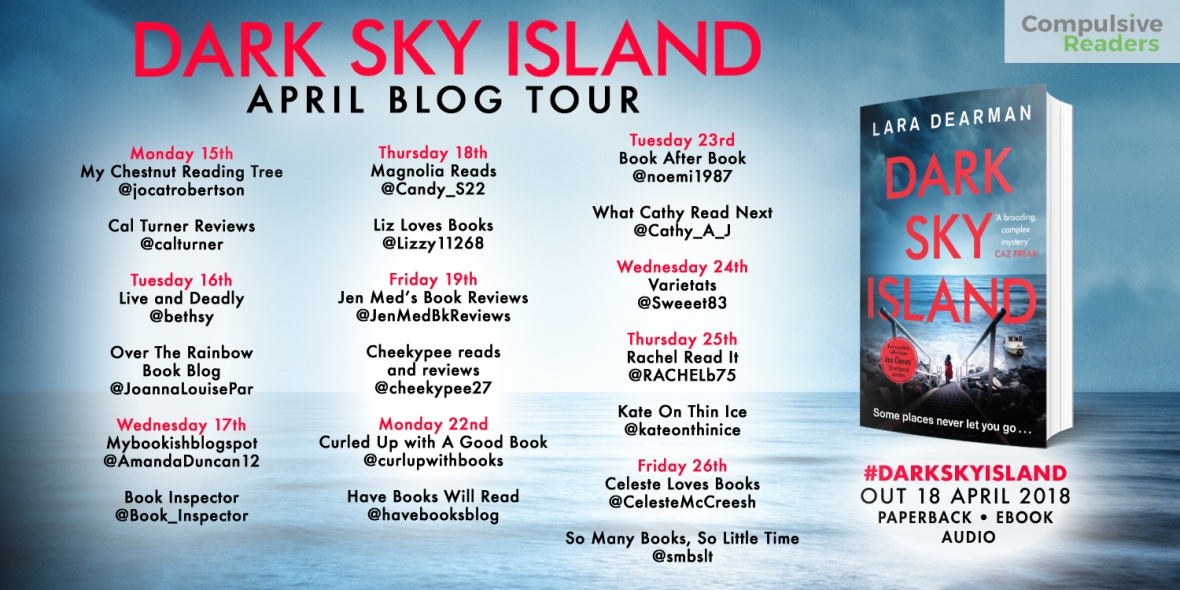 Dark Sky Island Blog Tour v2