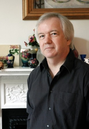 Christopher Bowden Author Picture