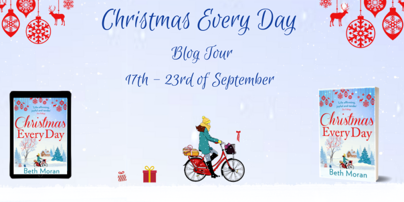 Christmas Every Day Blog Tour
