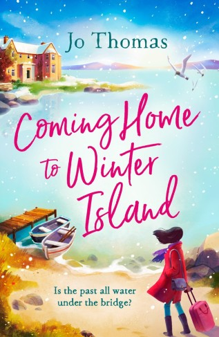 Coming Home To Winter Island Cover