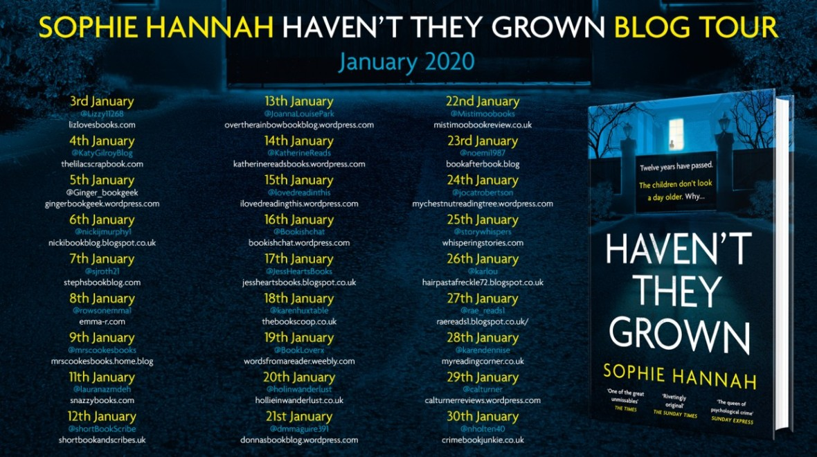 Haven't They Grown Blog Tour (2)