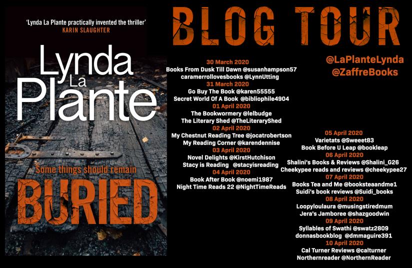 Lynda La Plante Buried-29.01.20
