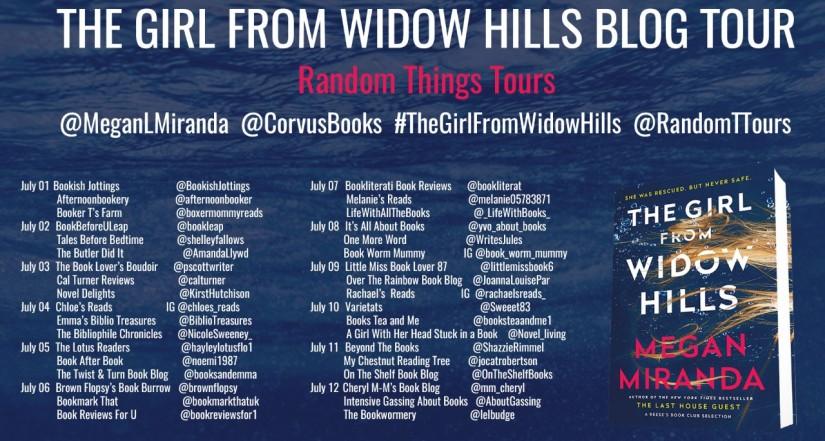 FINAL Girl From Widow Hills BT Poster