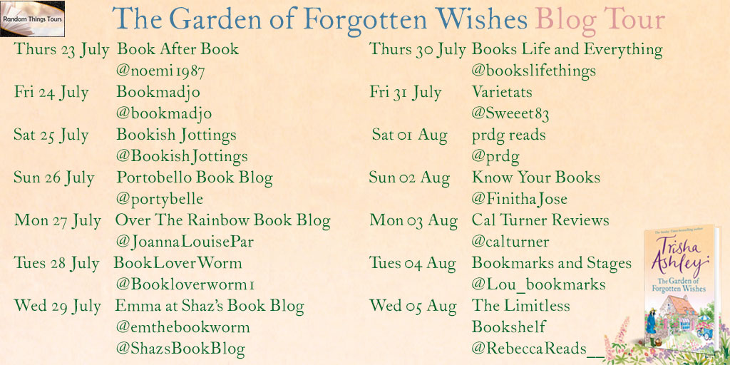 Garden of Forgotten Wishes BT Poster Twitter